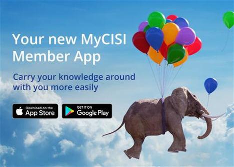 El CISI lanza una nueva aplicación para que sus 43.000 miembros en 100 países puedan actualizar su formación continua anual obligatoria en cualquier lugar