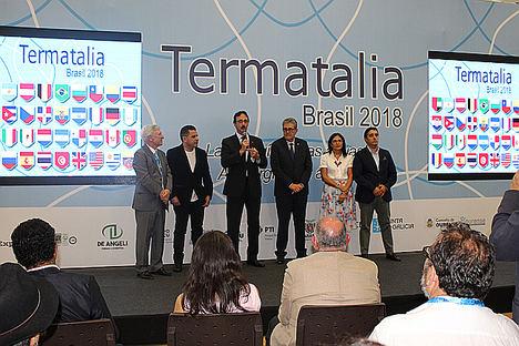 Termatalia alcanza su mayoría de edad en Brasil posicionada como gran cita profesional del turismo de salud internacional