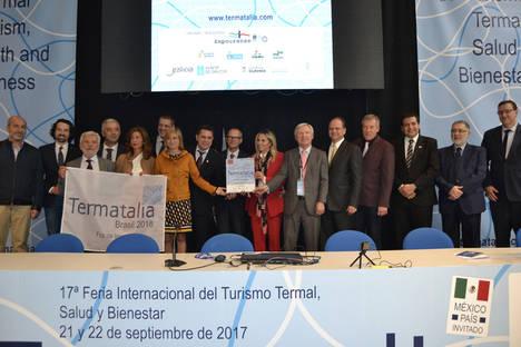 Clausura de Termatalia y entrega de Premios