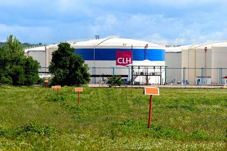 CLH firma con Axpo Iberia un acuerdo de compra de energía renovable a largo plazo