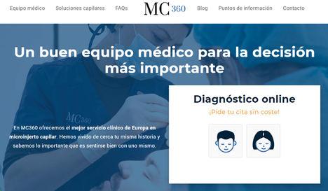 La clínica MC360, en conversaciones con el Ministerio de Sanidad y el Gobierno regional para la cesión de material médico y de sus instalaciones