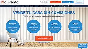 Cliventa supera los 35M€ de valor en propiedades vendidas a través de la inmobiliaria digital