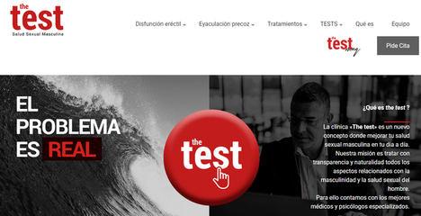 Nace The Test, nueva marca del Grupo Otsu, dedicada al cuidado de la salud sexual masculina