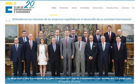 """El Club de Exportadores pide la participación de más ministerios en el diseño de la Estrategia de Internacionalización para que se convierta en """"política de estado"""""""