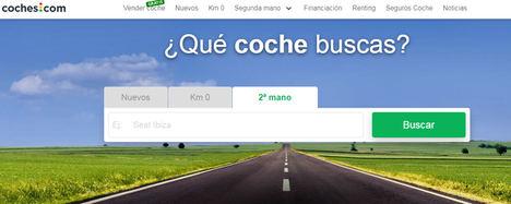 Coches.com impulsa la venta online de coches