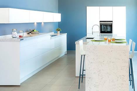La personalización no está reñida con la estética, lo último en cocinas