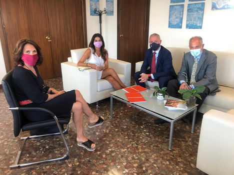 """El Colegio de Economistas urge a la Junta de Andalucía la creación de """"un IFEMA judicial"""" para salvar empresas de Málaga"""