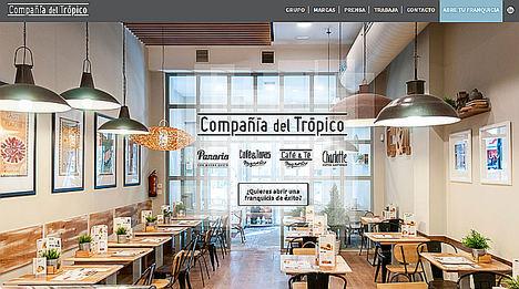 Las ventas de hostelería de Compañía del Trópico alcanzan los 84 millones de euros en 2018