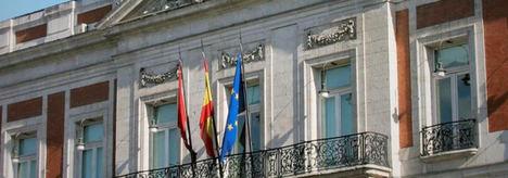 Los menores infractores de la Comunidad de Madrid confeccionan mascarillas artesanales para donarlas a residencias de mayores