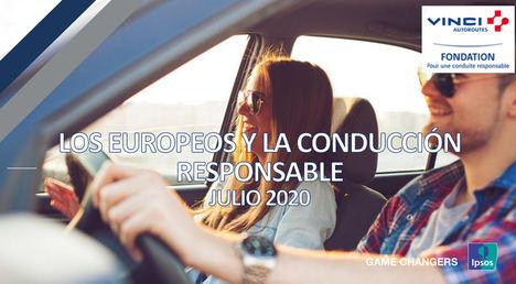 El 34% de los conductores españoles admiten estar distraídos mientras conducen