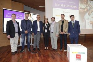 Más de 500 profesores de toda España desarrollan competencias digitales y mejoran su práctica educativa en el evento Escuela de Profes