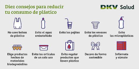 10 consejos para reducir el consumo de plástico en nuestro día a día