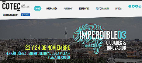 #Imperdible_03 ofrecerá la oportunidad de circular por primera vez por las calles de Madrid en coche autónomo