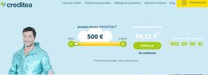 Creditea refuerza su apuesta por el mercado español y lanza la primera línea de crédito de 5.000€