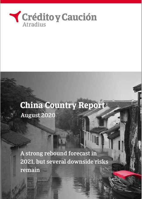 Crédito y Caución prevé un fuerte rebote de China en 2021