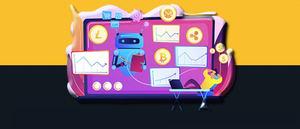 La creciente demanda del software bitcoin y bot criptomonedas