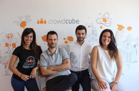 Crowdcube canaliza 7,1 millones de euros para 21 empresas españolas en 2017