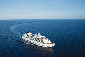 Seabourn presenta su crucero de vuelta al mundo 2021: Seabourn extraordinary Oceans