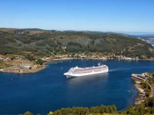 Ferrol recibirá a 26 cruceros en su puerto