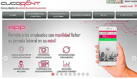 CUCOTIME, la nueva app de Cucorent para el control horario de trabajadores con condiciones especiales de movilidad