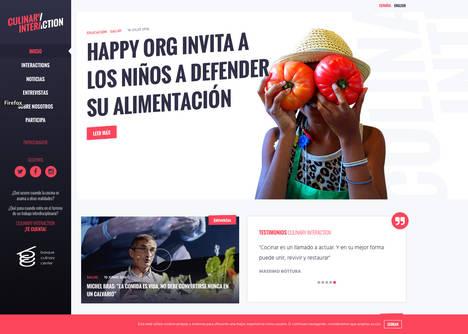 La D. O. Ca. Rioja promueve con el BCC la plataforma 'culinaryinteracion.com'