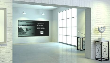 La tecnología Movilok Showcases facilita la interacción virtual en los centros culturales