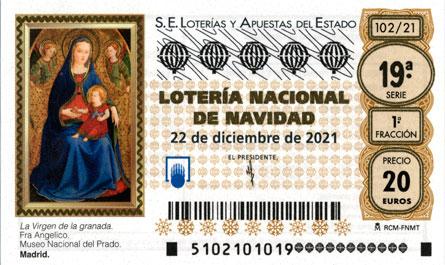 La lotería de Navidad, una costumbre que se moderniza