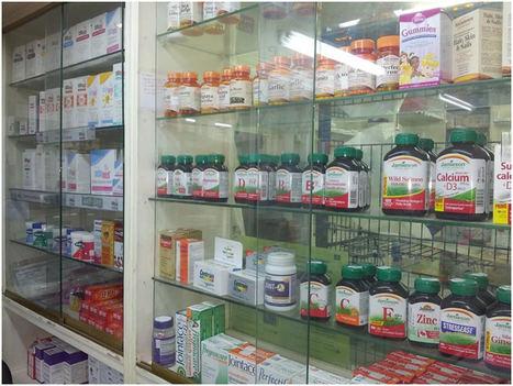 La importancia de decorar correctamente una farmacia