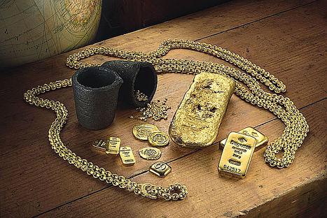 Invertir en oro físico el 10% del Gordo es un seguro para el resto de adquisiciones
