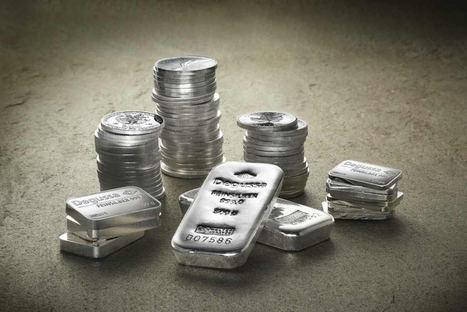 Degussa incrementó un 80 por ciento sus ventas de plata de inversión en 2020