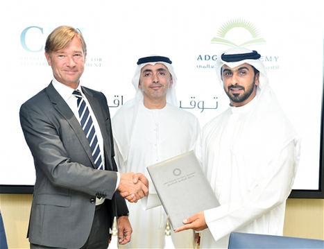 La Global Market Academy de Abu Dhabi y el CISI se asocian para elevar la educación financiera en los Emiratos Árabes Unidos