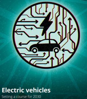 Deloitte prevé que en 2030 se venderán 31,1 millones de automóviles eléctricos