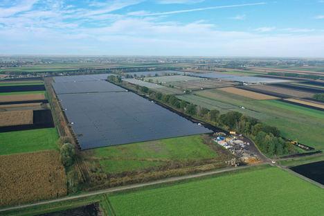 Delta suministrará inversores foltovoltaicos de alta eficiencia para la mayor planta solar del sur de Alemania montada en el suelo