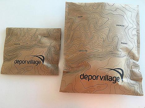 Deporvillage apuesta por la sostenibilidad cambiando su embalaje por papel reciclado