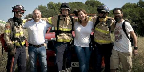 Un equipo español formado por un enfermero, un bombero y tres desarrolladores gana el primer premio del desafío internacional Call for Code 2019