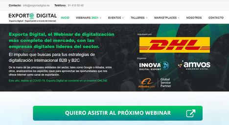 Digitalización e internacionalización claves del desarrollo del negocio de las PYMES, según Exporta Digital