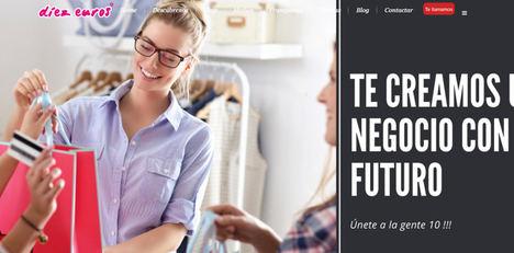 """La franquicia de moda low cost """"Diez Euros"""" abre nueva tienda en Portugal a principios de julio"""