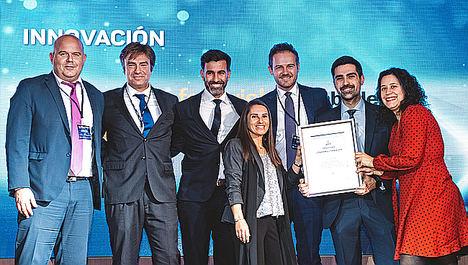 Digitalis, triunfa en los X Premios AERCE de innovación en compra empresarial