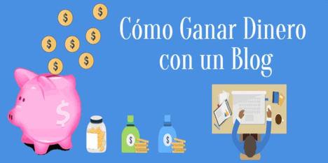 ¿Es posible ganar dinero con un simple blog?