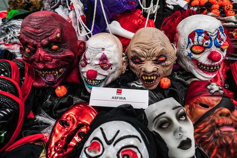 La Comunidad de Madrid ofrece consejos para disfrutar de la fiesta de Halloween de forma segura