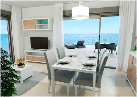 La cercanía del verano y la apertura del turismo disparan la demanda de viviendas en la playa
