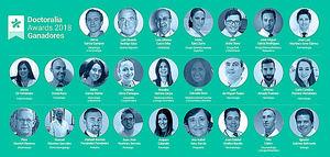 Doctoralia revela los 25 profesionales de la salud más valorados en España
