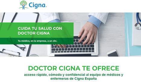 Cigna añade a sus servicios de telemedicina la receta médica electrónica y el servicio de videollamada para su cuadro médico