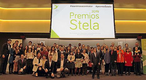 Down Madrid premia a 40 empresas por contratar a 48 personas con discapacidad intelectual en sus plantillas