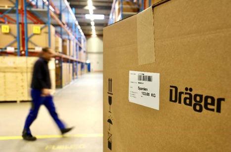 Dräger pondrá en marcha los nuevos respiradores donados por Alemania a España