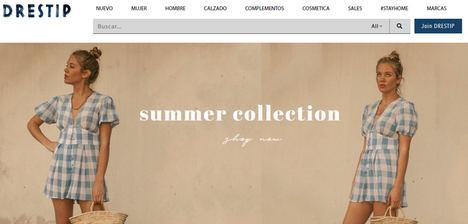 Drestip afronta una remontada del sector de la moda y busca nueva financiación