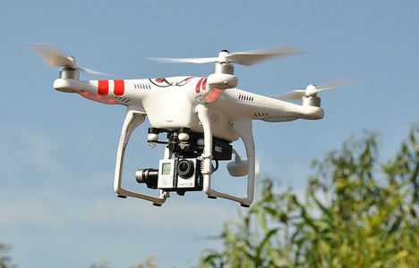 Feria de Zaragoza apuesta por el sector de los drones