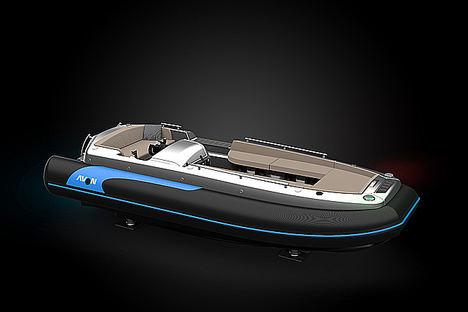 Avon (Zodiac Nautic Group) y Torqeedo lanzan el eJET 450, una puesta en marcha 100% eléctrica