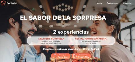 EatKube: vuelve la experiencia gastronómica sorpresa