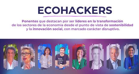 Más de 60 EcoHackers buscarán en NESI Global Forum 2021 nuevas fórmulas disruptivas para reconstruir la economía